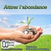 Attirer l'abondance | Loi d'attraction