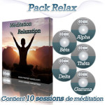 pack relaxation meditation