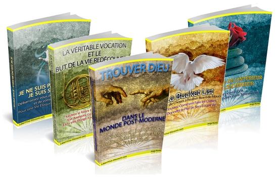 5 ebooks spiritualité
