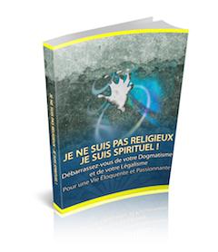 Je ne Suis pas Religieux CoverEbook
