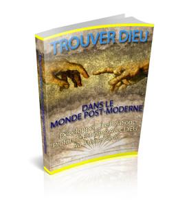 Trouver Dieu CoverEbook
