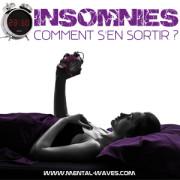 Insomnies : comment s'en sortir ?