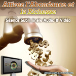 video subliminale abondance