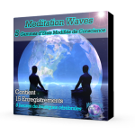 Meditation Waves Box3D